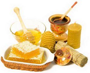 Мед и другие продукты пчеловодства. лечение медом.