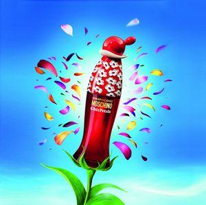 Moschino выпустил новый аромат cheap chic chic petals