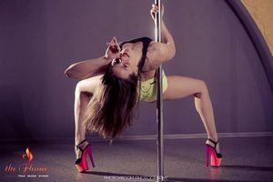 Не бойся раскрыть себя в pole dance