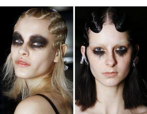 Не бойтесь тёмных цветов: главные тренды осеннего макияжа-2016