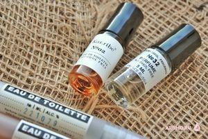 Неизведанные дали... nikkos-oskol fragrance