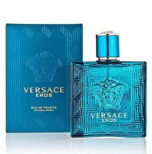 Неудержимая страсть в аромате versace eros
