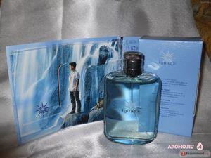 Нежность и сила водопада. iguazu от id parfums