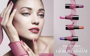 Новая коллекция макияжа от giorgio armani: средиземноморский колорит