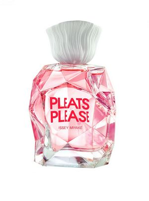 Новинка парфюмерии: pleats please от issey miyake