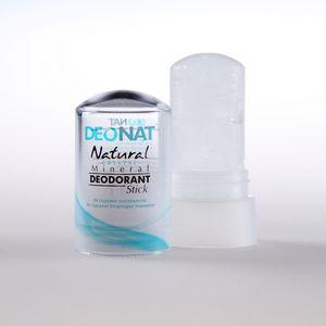Обзор и отзывы о натуральном дезодоранте кристалл