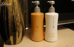 Обзор косметички: серия по уходу за волосами от amway