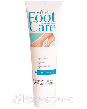 Обзор косметички: смягчающий крем для ног