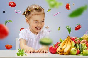 Основные принципы правильного питания для ребенка