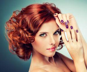 Особенности макияжа для обладательниц рыжих волос
