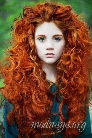 Покраска волос хной – смешиваем цвета
