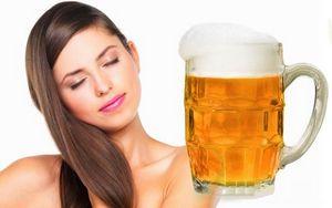 Польза пива как бьюти-средства: пивные маски для волос и лица