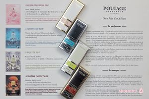 Poulage parfumeur: четыре немодных французских аромата