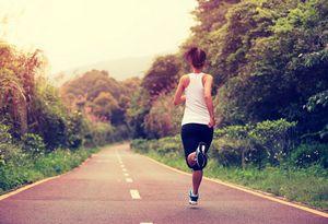 Правильное питание и утренняя пробежка