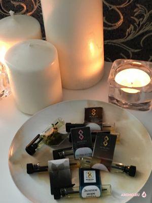 Приятно познакомиться: авторские ароматы siordia parfums