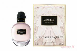 Пряные белые цветы mcqueen eau de parfum