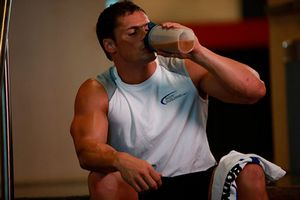 Протеин: лидер спортивного питания