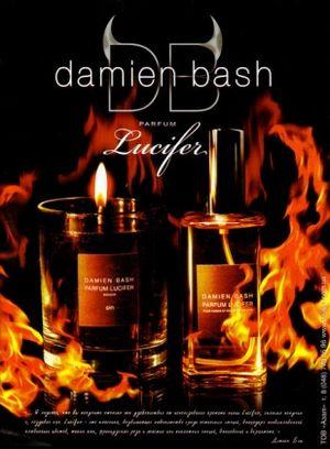 Провокационный бренд damien bash