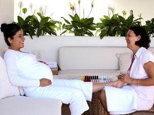 Салон красоты: что можно во время беременности?