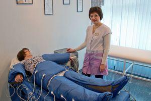 Санаторно курортное лечение и красота