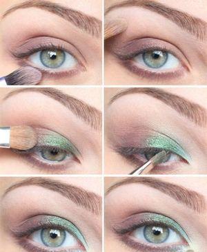 Секреты макияжа: как выделить глаза?