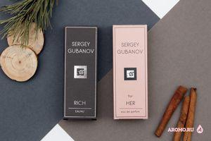 Sergey gubanov for her и rich: такая разная корица