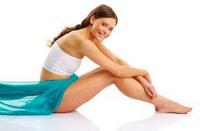 Современные косметические средства для очищения кожи