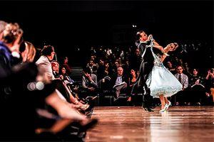 Спортивные танцы - отличный модулятор настроения