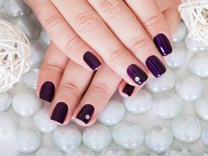 Такой домашний уход сделает ваши ногти красивыми!