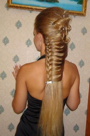 Технология ленточного наращивания волос