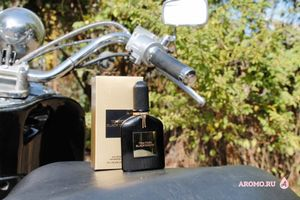 Tom ford black orсhid: под покровом ночи