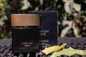 Tom ford noir pour femme: атмосфера притягательности
