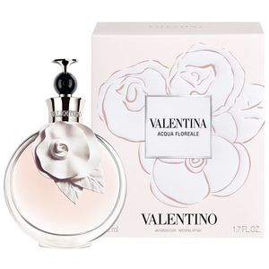 Valentina acqua floreale – женственность и нежность от valentino