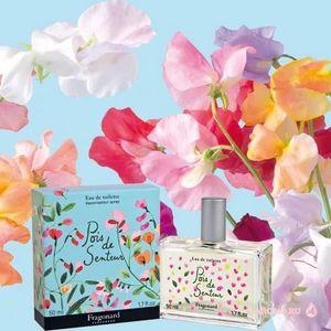 Весна с фрагонар или pois de senteur