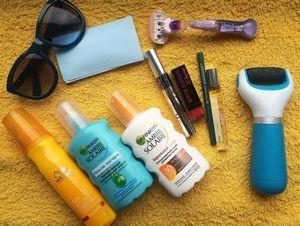 Защита от солнца: какие средства брать на отдых